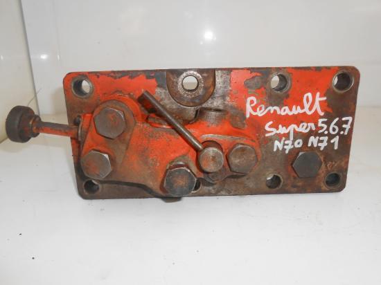 Distributeur de relevage tracteur renault super 5 6 7 n70 n71 n72