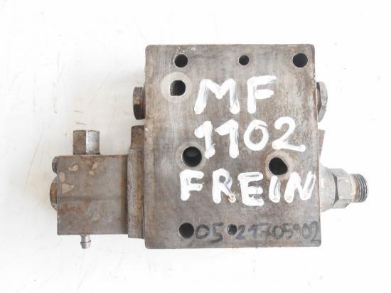 Distributeur hydraulique de freinage tracteur massey ferguson 1102