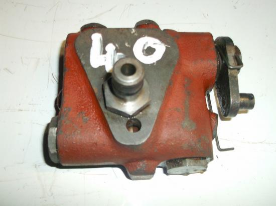 Distributeur hydraulique de relevage tracteur someca 40 1