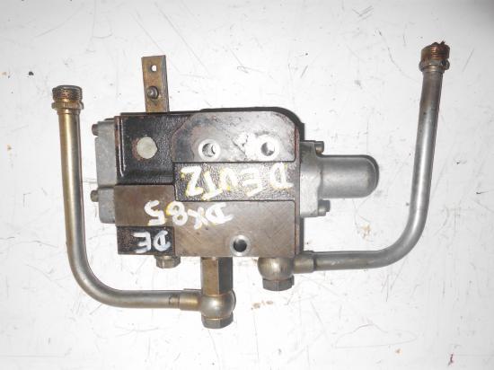 Distributeur hydraulique double effets tracteur deutz dx85 7807