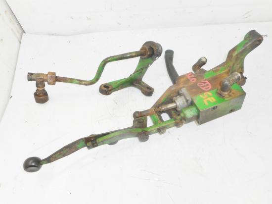 Distributeur hydraulique john deere 920 1020 simple effet