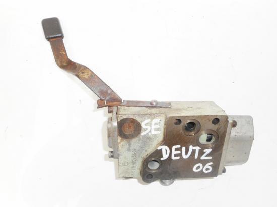 Distributeur hydraulique simple effet tracteur deutz 4006 5006 6006