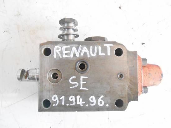 Distributeur hydraulique simple effet tracteur renault 91 92 94 96