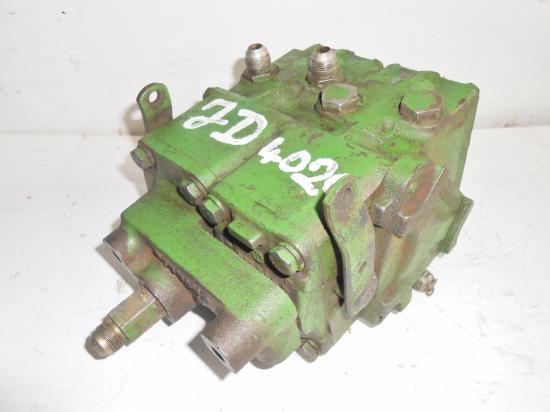 Distributeur hydraulique tracteur john deere 4020