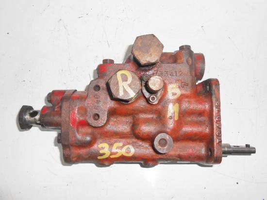 Distributeur principal de relevage hydraulique tracteur bolinder volvo bm 350