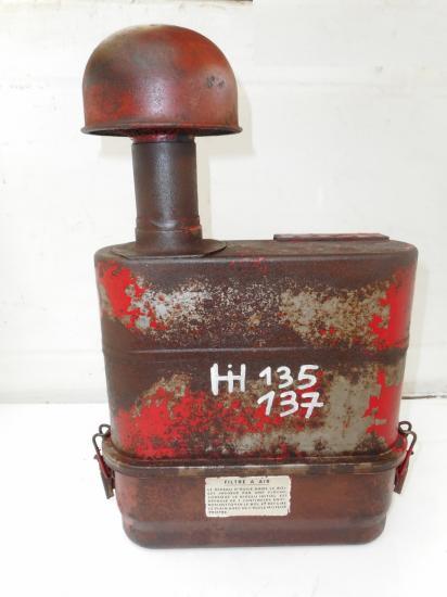 Filtre a air tracteur mc cormick f fu 135 137 d 135d 137d f135 f137