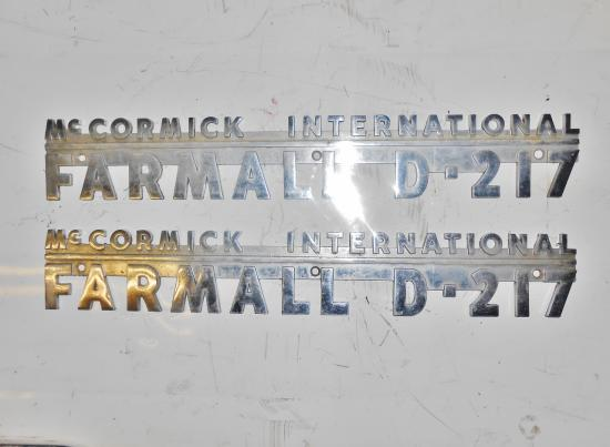Mc cormick farmall d217 d 217