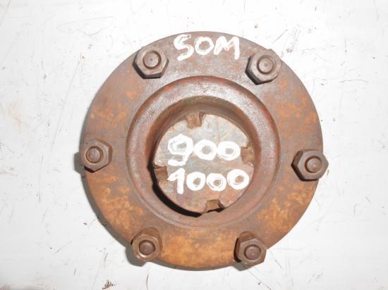Moyeu de roue tracteur someca fiat 900 1000