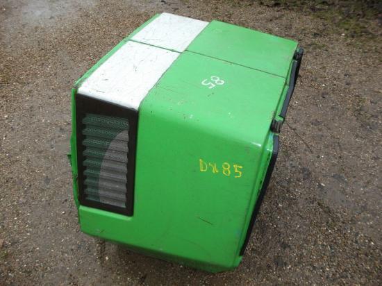 Nez de capot tracteur agricole deutz dx85 dx 85