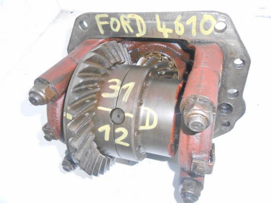 Nez de pont avant couple conique differentiel tracteur ford 4610 4x4