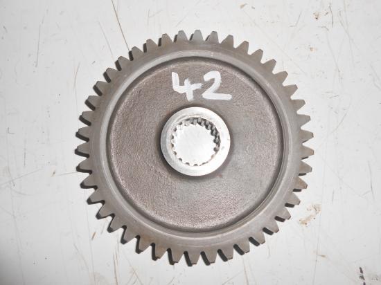 Pignon de boite de vitesse tracteur massey ferguson mf 25 30 130 825 830 42 dents