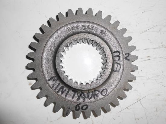 Pignon de boite de vitesse tracteur same minitauro 60 32 dents