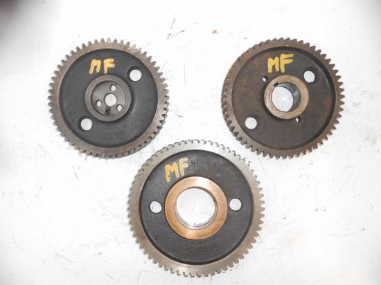 Pignon de distribution moteur perkins type a4 212 a4212 a4 212 a4 236 a4236 a4 236 a4 248 a4 248 a4248 tracteur mf massey ferguson 165 m3 168 175 188