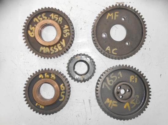 Pignon de distribution moteur type a4 203 a4203 a4 203 ad4 203 ad4203 ad4 203 tracteur massey ferguson mf 65 865 155 158 165 mi m1