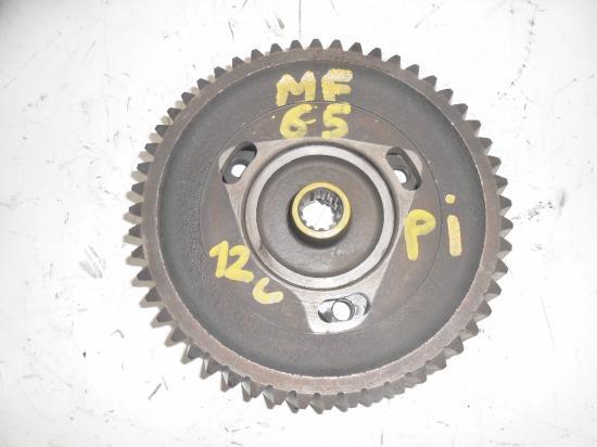 Pignon de distribution pompe injection massey ferguson mf 65 865