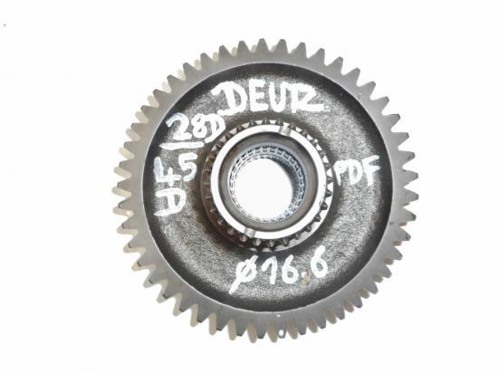 Pignon prise de force tracteur deutz 7206 7807 28 et 45 dents