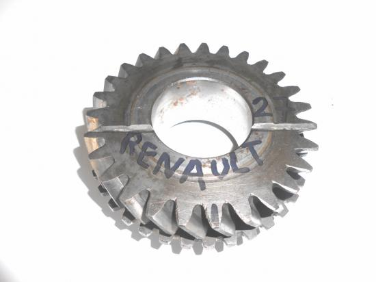 pignon de boite 27 dents tracteur renault d22 d30 d35 n70 n71 n72 super 5 6 7