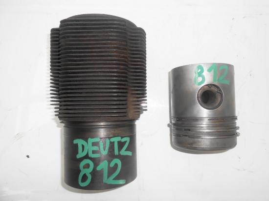 Piston chemise cylindre moteur deutz type 812 fl812 f1l812 f2l812 f3l812 f4l812 f5l812 f6l812 pieces tracteur agricole 40 d40 d50 50 d55 55 4005 4505 d4005 d4505 d5005 d5505 d 5005