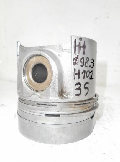 Piston tracteur ih international mc cormick moteur 3 segments 98 3mm