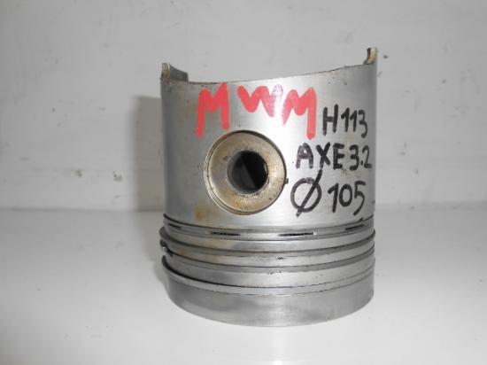 Piston tracteur renault fendt moteur mwm d226 d227 105mm 105 mm axe 32mm