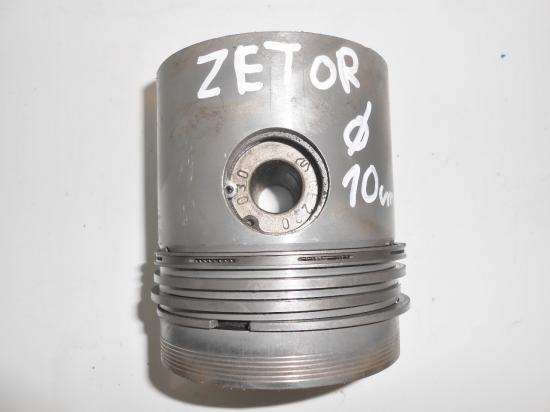 Piston tracteur zetor 4 segments 100 mm