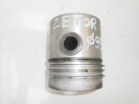 Piston tracteur zetor 95 mm 4 segments