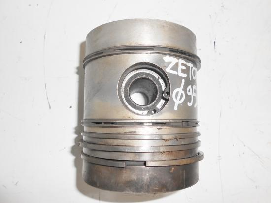 Piston tracteur zetor 95mm 5 segments