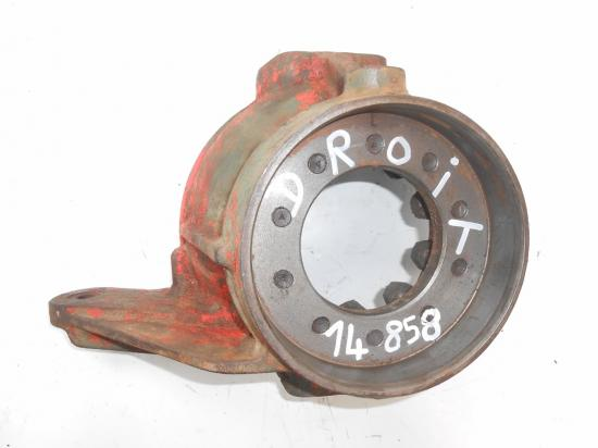 Pivot de direction droit tracteur 4x4 renault 651 david brown 995
