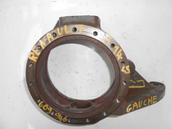 Pivot de roue gauche direction 4x4 pont avant tracteur renault 85 14ls 85 14ls 85 14 ls