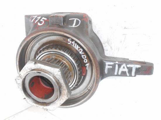 Pivot support moyeu pont avant 4x4 droit tracteur fiat winner f115 f 115 f 115