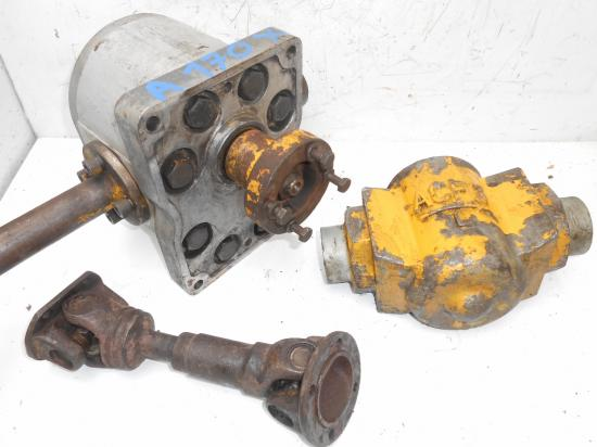 Pompe hydraulique a170x