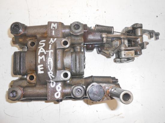 Pompe hydraulique de relevage tracteur same minitauro 60