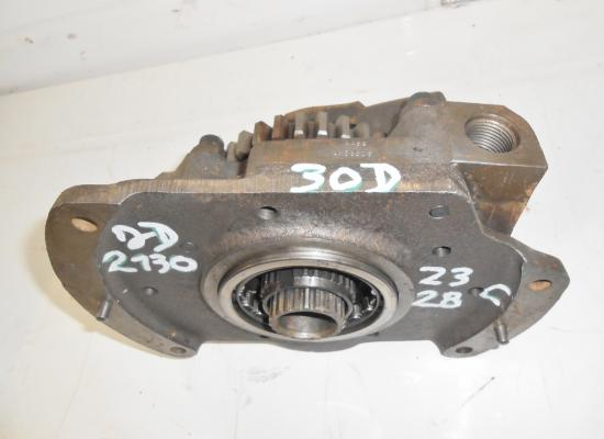 Pompe hydraulique gavage boite de vitesse pont tracteur agricole john deere 2130