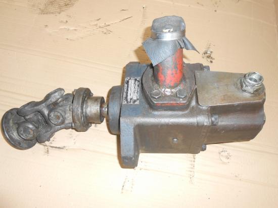 Pompe hydraulique poclain