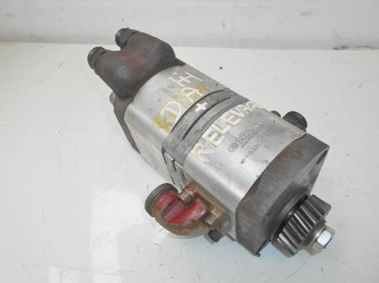 Pompe hydraulique relevage direction tracteur mc cormick ih international 523 624 654 724