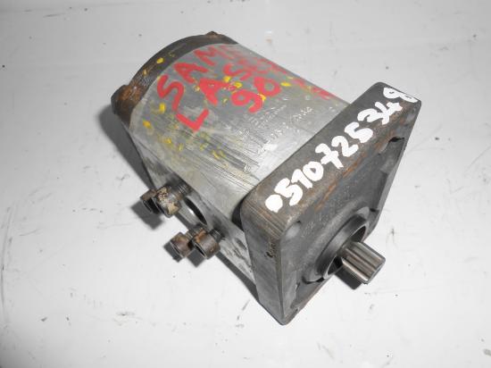 Pompe hydraulique relevage tracteur same laser 90