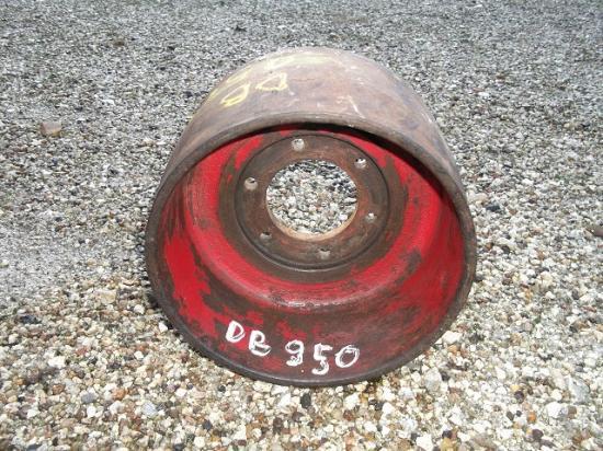 Poulie de battage tracteur david brown 950