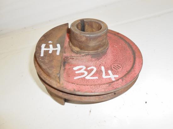 Poulie de vilebrequin moteur tracteur ih international mc cormick d 324 d324 d 324
