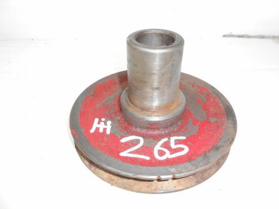 Poulie de vilebrequin moteur tracteur mc cormick utility farmall f fu 265 f265 265d fu265 d