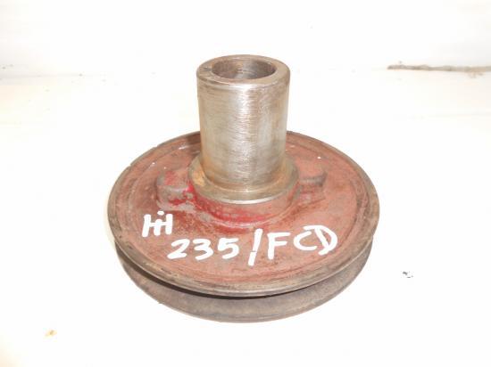 Poulie de vilebrequin moteur tracteur mc cormick utility farmall f fu fcd 235 f235 d 235d fu235