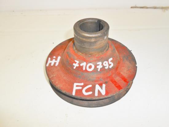 Poulie de vilebrequin moteur tracteur mc cormick utility farmall fcn