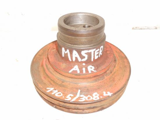 Poulie moteur 308 4 110 5 vilebrequin tracteur renault master a air
