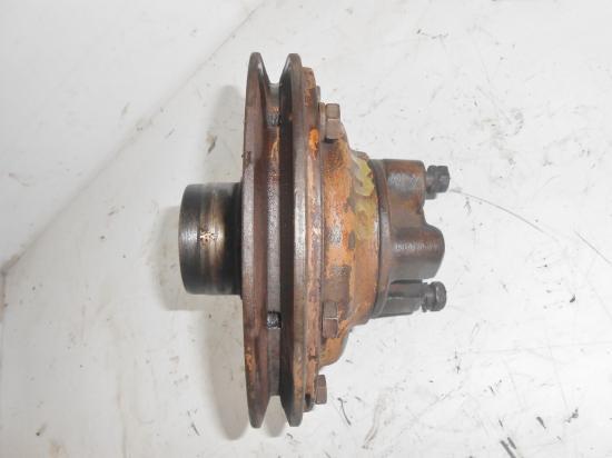 Poulie moteur vilebrequin tracteur someca fiat 30b 30 b