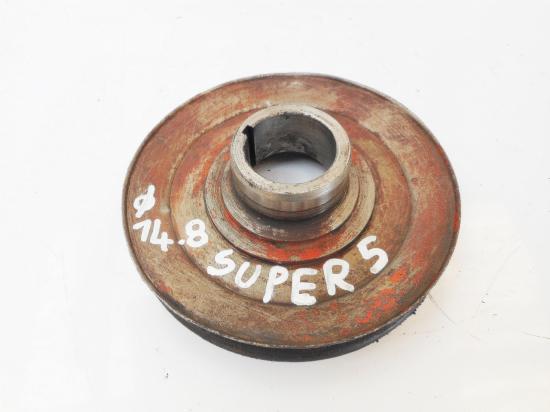 Poulie tracteur renault super5 super 5d 5 d