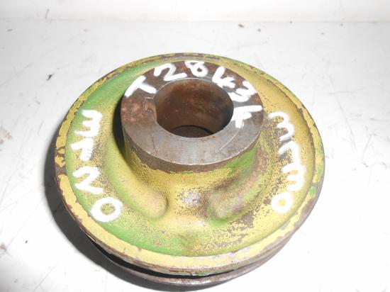 Poulie vilebrequin moteur tracteur john deere jd 3120 3130