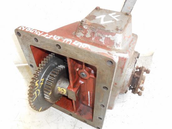 Prise de mouvement entrainement pont avant 4x4 zf 35 x 57 dents tracteur massey ferguson mf 1102