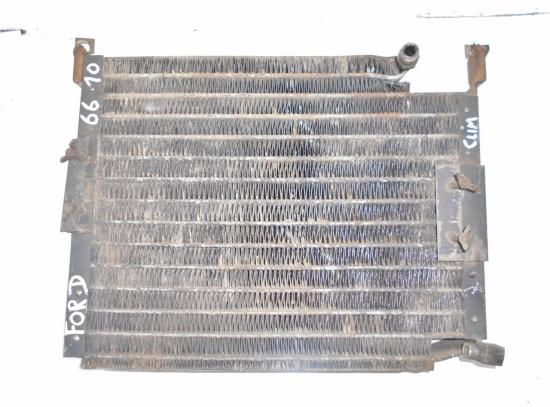 Radiateur cabine climatisation tracteur ford 6610 1