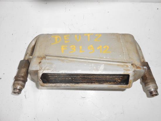 Radiateur huile moteur tracteur deutz f3l912 5006