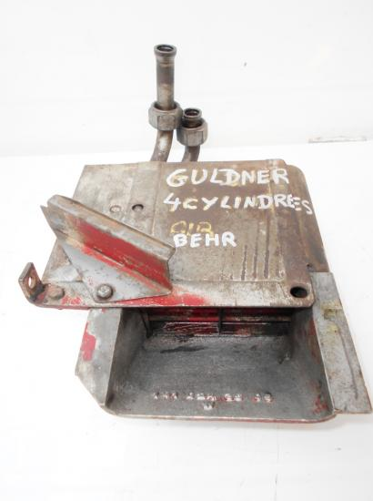 Radiateur huile tracteur guldner