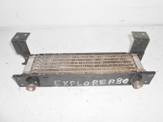 Radiateur hydraulique huile tracteur same explorer 80